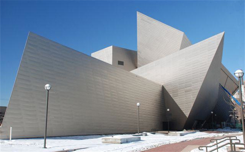 Denver Art Museum, Daniel Libeskind