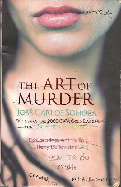 Art of Murder by Aida