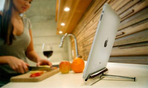 ipad-in-kitchen