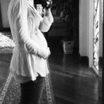 23 weeks pregnant and pretty big