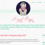 New WordPress theme: Minty