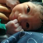 The Birth of Amira, 27 Jan 2016